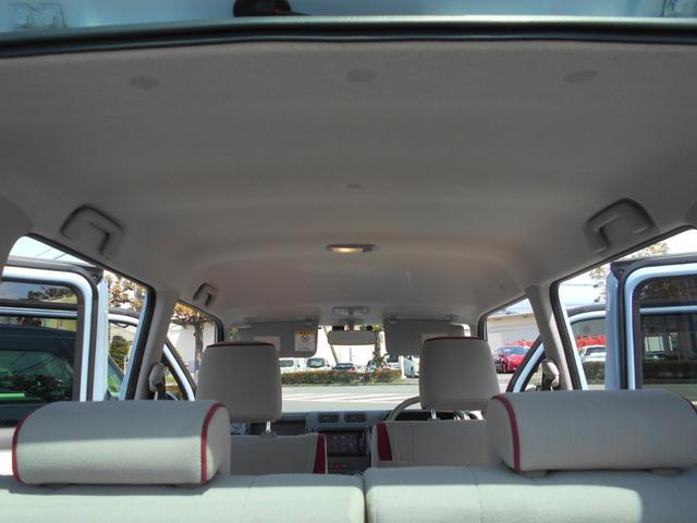 X 後期モデル 社外パナソニック製SDナビ 地デジTV DVD再生 ETC ドライブレコーダー スマートキー 社外14インチアルミホイール 社外LEDヘッドライト AUTOエアコン ベンチシート(26枚目)