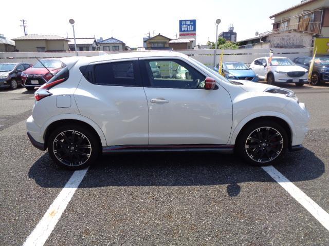 ニスモ RS 1オーナー 4WD RECAROシート(4枚目)