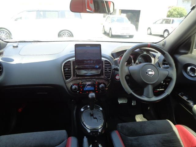 ニスモ RS 1オーナー 4WD RECAROシート(10枚目)