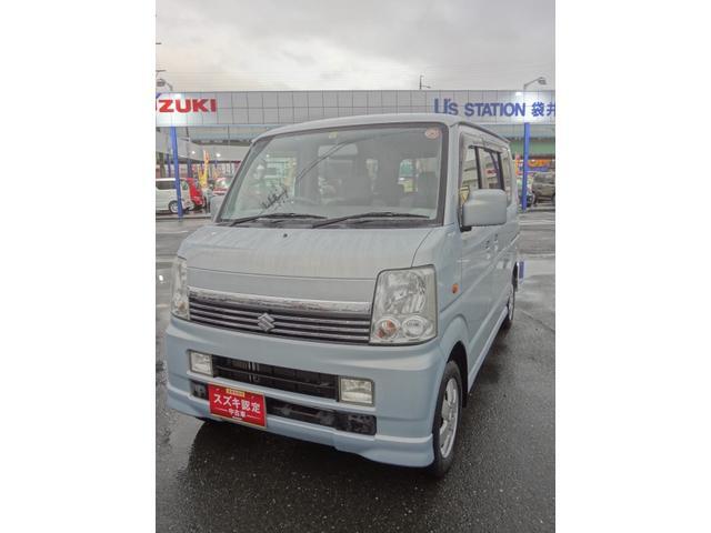 スズキ エブリイワゴン PZ 2型