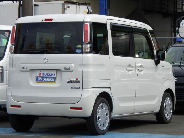 「スズキ」「スペーシア」「コンパクトカー」「静岡県」の中古車2