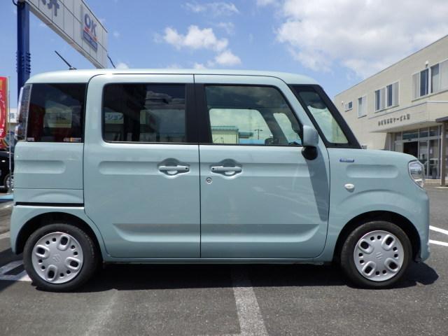 「スズキ」「スペーシア」「コンパクトカー」「静岡県」の中古車3