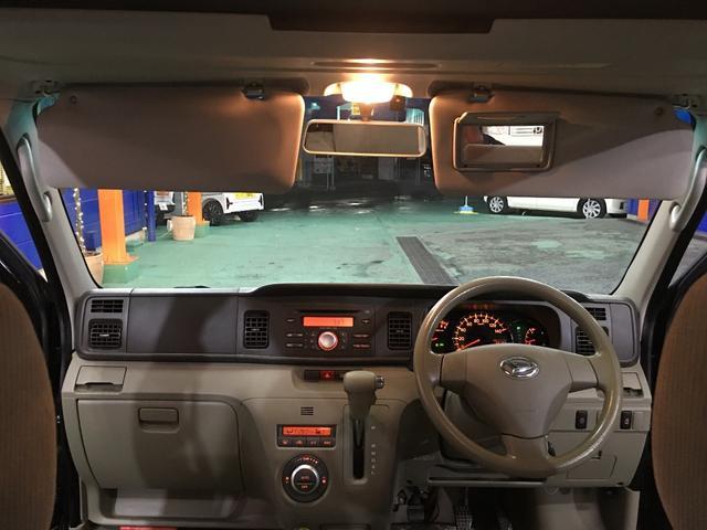 カスタムターボRSリミテッド フルタイム4WD ワンオーナー(11枚目)