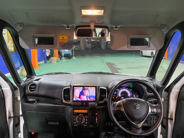 ターボ デュアルカメラブレーキ&ユーティリティパッケージ装着車 ハイブリッド ワンオーナー 禁煙車 8インチナビTVフルセグ バックカメラ ETC レーンアシスト クルーズコントロール 両側パワースライドドア(13枚目)