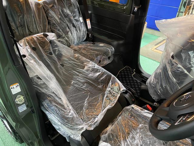 XC 届出済未使用車 新品ホイール&オープンカントリー 新品バンパーガード LEDオートヘッドライト&フォグランプ オートクルーズコントロール レーンアシスト ステアリングスイッチ シートヒーター左右(39枚目)