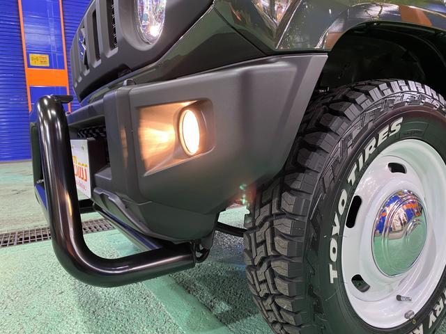 XC 届出済未使用車 新品ホイール&オープンカントリー 新品バンパーガード LEDオートヘッドライト&フォグランプ オートクルーズコントロール レーンアシスト ステアリングスイッチ シートヒーター左右(48枚目)