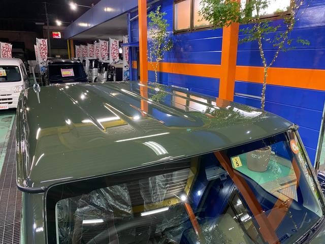 XC 届出済未使用車 新品ホイール&オープンカントリー 新品バンパーガード LEDオートヘッドライト&フォグランプ オートクルーズコントロール レーンアシスト ステアリングスイッチ シートヒーター左右(62枚目)