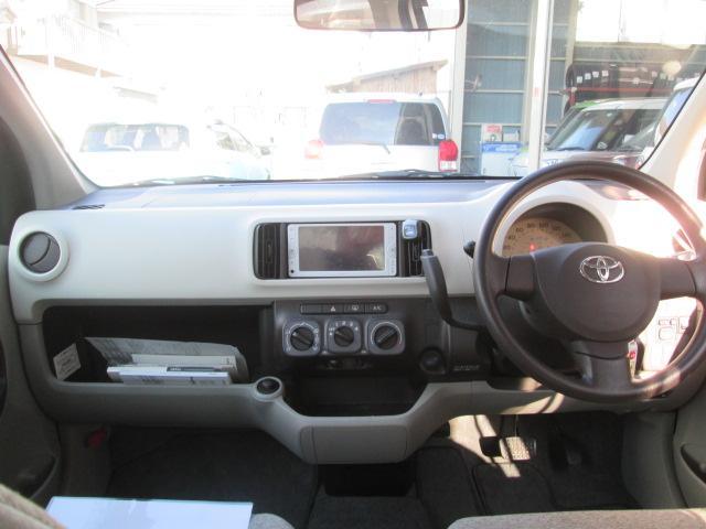 トヨタ パッソ X 福祉車両