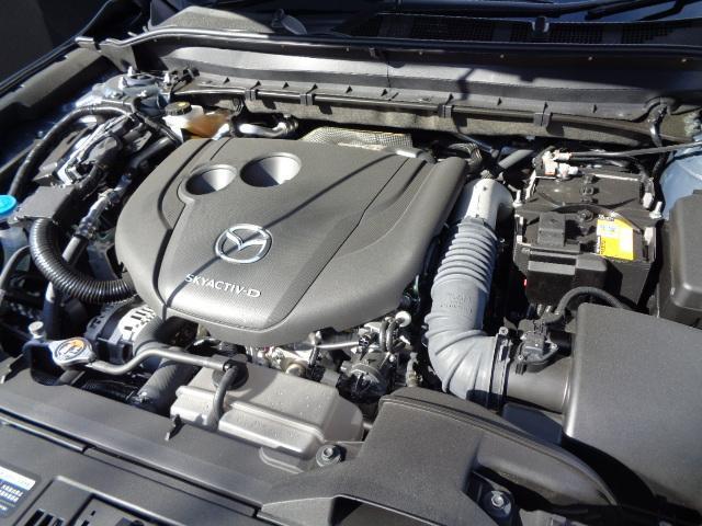 力強い走りのクリーンディーゼルエンジン搭載車。