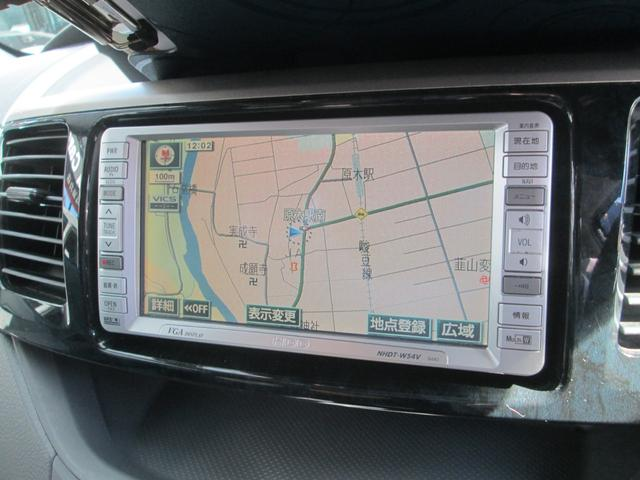 トヨタ ヴォクシー X 4WD HDDナビ バックカメラ 後席モニター ETC