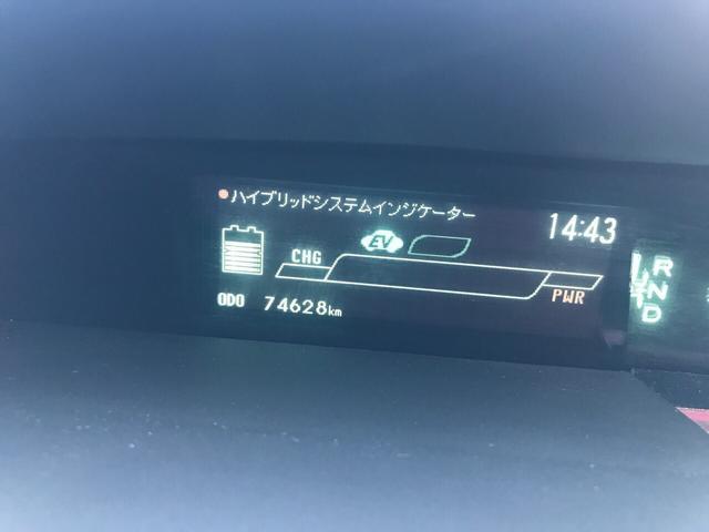 「トヨタ」「プリウス」「セダン」「静岡県」の中古車23