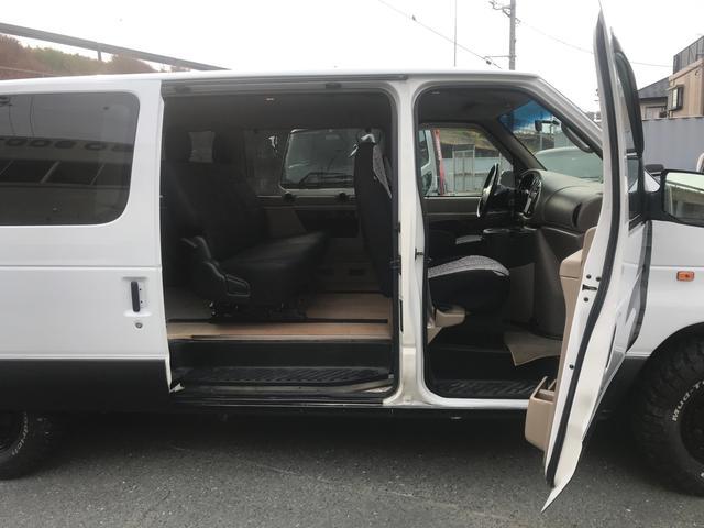「フォード」「フォード エコノライン」「ミニバン・ワンボックス」「静岡県」の中古車13