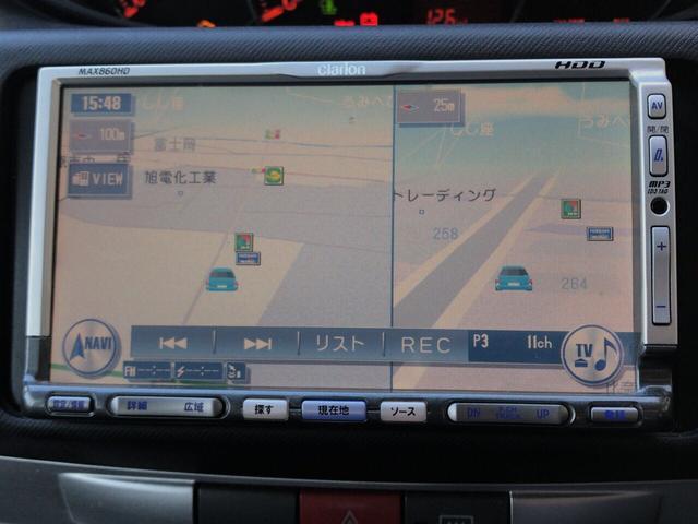 カスタム RSターボ HDDナビ キーフリー(20枚目)