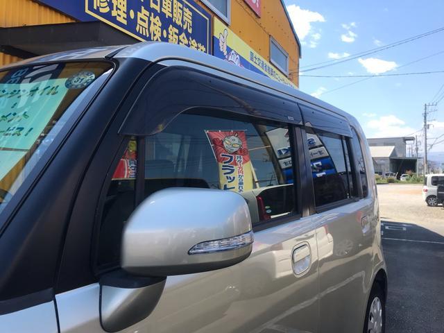 X 軽自動車 スマートキー ウインカーミラー オートエアコン(3枚目)