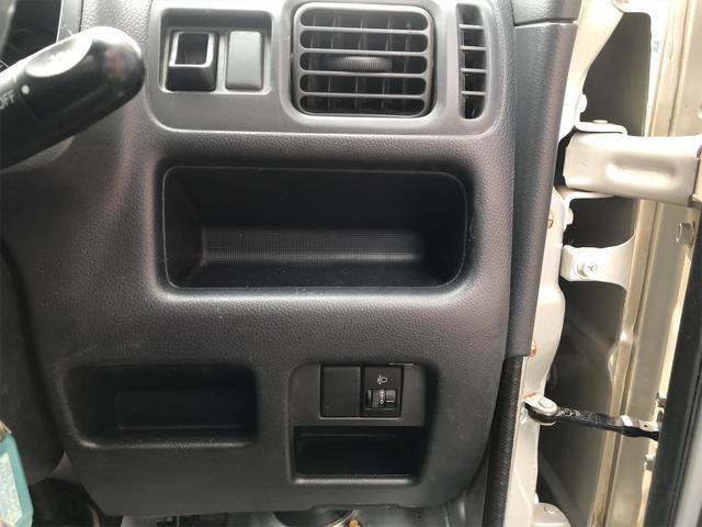 4WD エアコン パワステ 5速マニュアル(15枚目)
