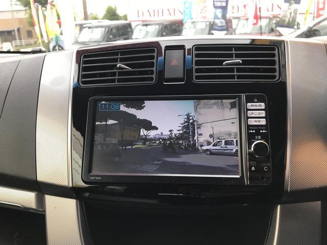 カスタム RS SA メモリーナビフルセグTV バックカメラ Bluetooth ETC スマートキー(13枚目)