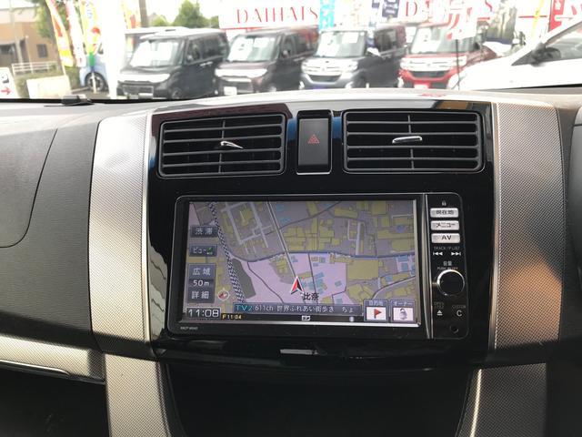カスタム RS SA メモリーナビフルセグTV バックカメラ Bluetooth ETC スマートキー(14枚目)