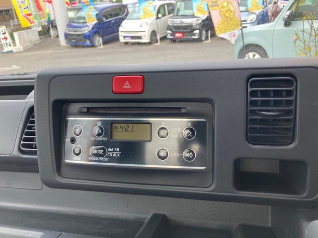 エクストラ 4WD 5速マニュアル エアコン パワステ パワーウインドウ フォグランプ 荷台マット ドアバイザー 作業灯 キーレス 軽トラック(9枚目)