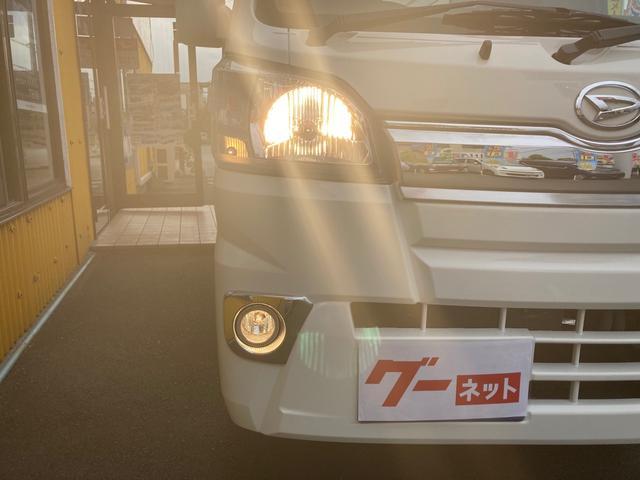 エクストラ 4WD 5速マニュアル エアコン パワステ パワーウインドウ フォグランプ 荷台マット ドアバイザー 作業灯 キーレス 軽トラック(13枚目)