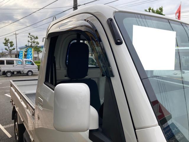 エクストラ 4WD 5速マニュアル エアコン パワステ パワーウインドウ フォグランプ 荷台マット ドアバイザー 作業灯 キーレス 軽トラック(14枚目)