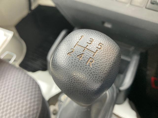 エクストラ 4WD 5速マニュアル エアコン パワステ パワーウインドウ フォグランプ 荷台マット ドアバイザー 作業灯 キーレス 軽トラック(22枚目)