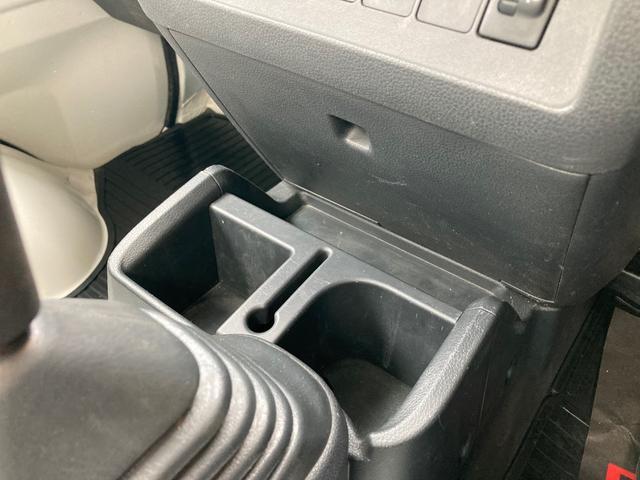 エクストラ 4WD 5速マニュアル エアコン パワステ パワーウインドウ フォグランプ 荷台マット ドアバイザー 作業灯 キーレス 軽トラック(23枚目)