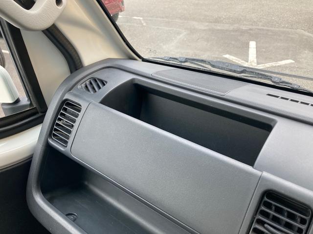 エクストラ 4WD 5速マニュアル エアコン パワステ パワーウインドウ フォグランプ 荷台マット ドアバイザー 作業灯 キーレス 軽トラック(25枚目)
