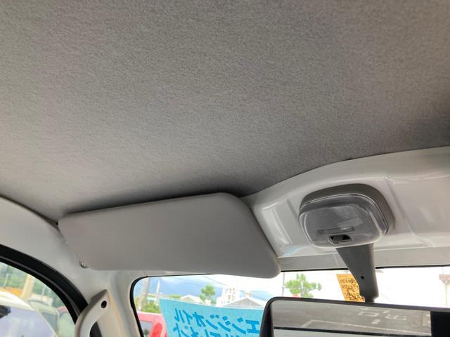 エクストラ 4WD 5速マニュアル エアコン パワステ パワーウインドウ フォグランプ 荷台マット ドアバイザー 作業灯 キーレス 軽トラック(26枚目)