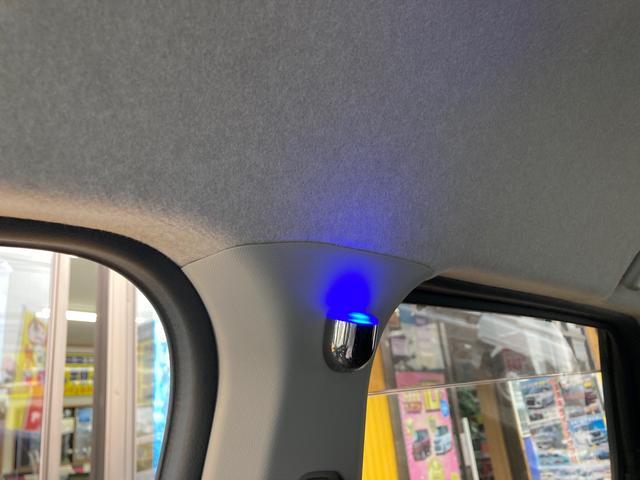 カスタム X ハイパーSA 9インチSDナビフルセグTV Bluetooth 軽自動車 ETC 衝突被害軽減システム バックカメラ AW 4名乗り オートライト スマートキー プッシュスタート オートエアコン USB ドラレコ(36枚目)