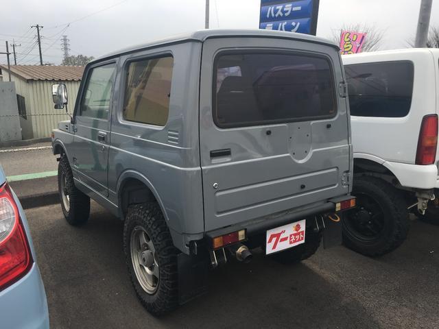 スズキ ジムニー ランドベンチャー 4WD 5MT ターボ