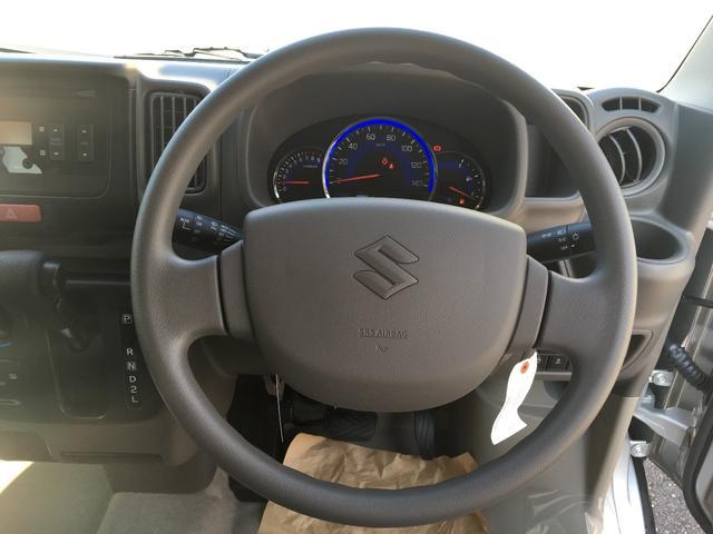 スズキ エブリイ ジョインターボ 届出済未使用車 レーダーブレーキサポート