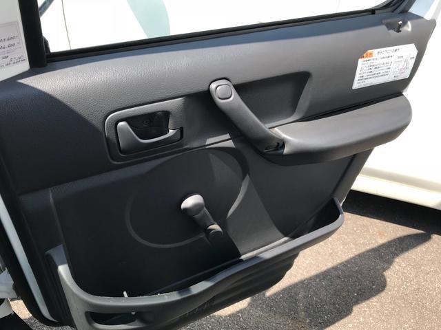 スズキ キャリイトラック ダンプ 新明和 4WD エアコン 5MT ポータブルナビ