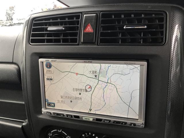 ワイルドウインド HDDナビワンセグTV 4WD キーレス(13枚目)