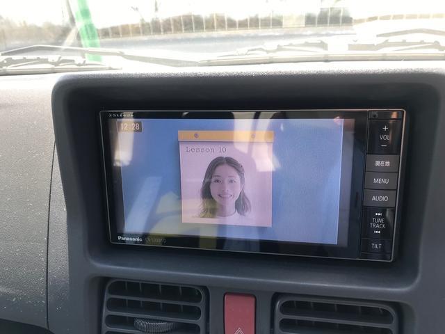 X 5速マニュアル SDナビフルセグTV 軽トラック(14枚目)