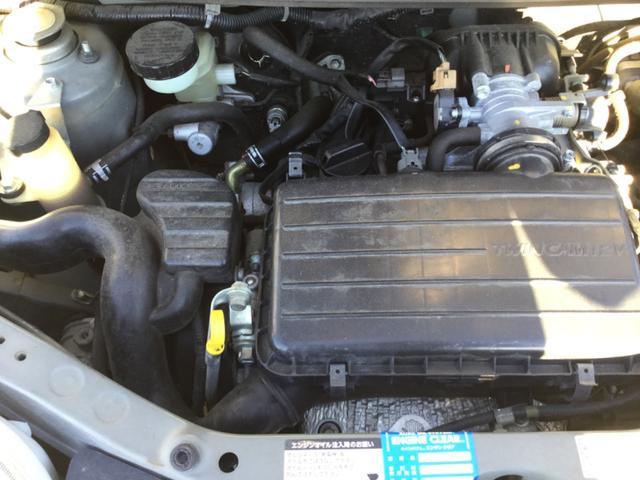 VS 車検令和3年7月25日まで 平成18年式 走行82,000キロ   キーレス   軽自動車 オートマ ETC  ナビ付き 外装仕上げ磨き済み パックカメラ付き スパークプラグ3本交換済み(6枚目)