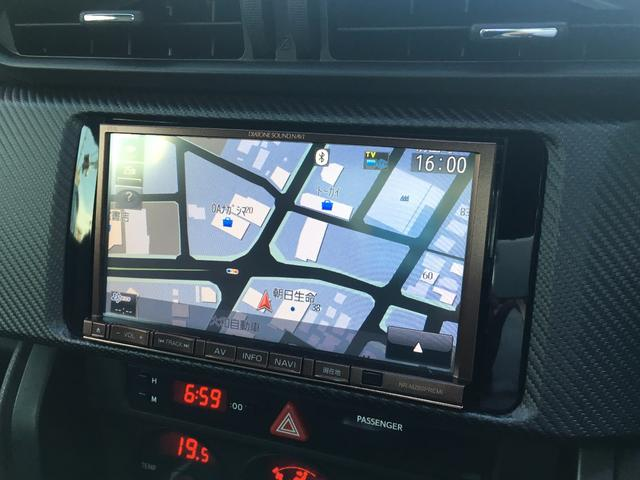 スバル BRZ tS GTパッケージ 限定車 STI 6MT