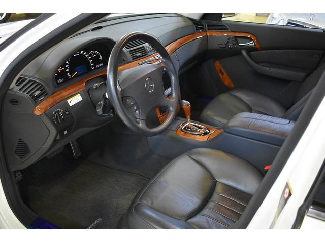 メルセデス・ベンツ M・ベンツ S55 AMGロング最終モデルディーラー記録簿多数