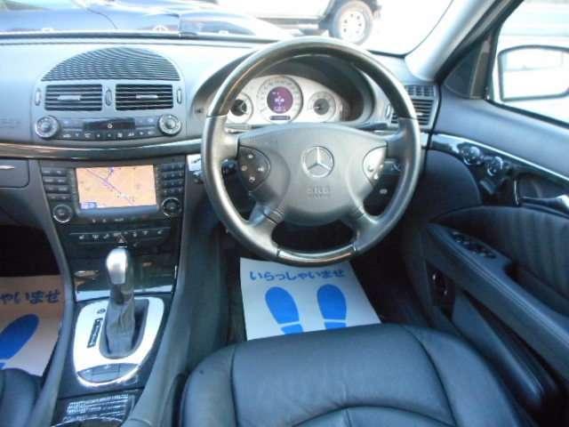 メルセデス・ベンツ M・ベンツ E500 アバンギャルド 本革 サンルーフ