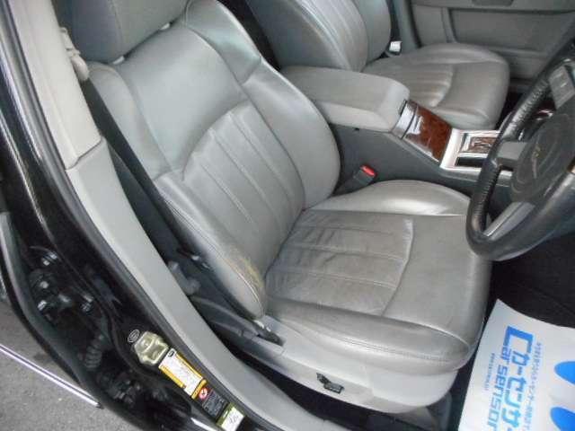 3.5 ディーラー車 皮シート HDDナビ バックモニター(11枚目)