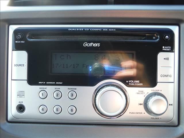 ホンダ フィット Gスマートスタイルエディション ウィンカーMAUX付CD