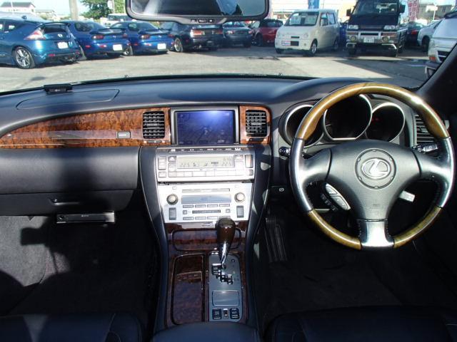 レクサス SC SC430 黒革マークレビンソンHIDメーカーナビフルセグ