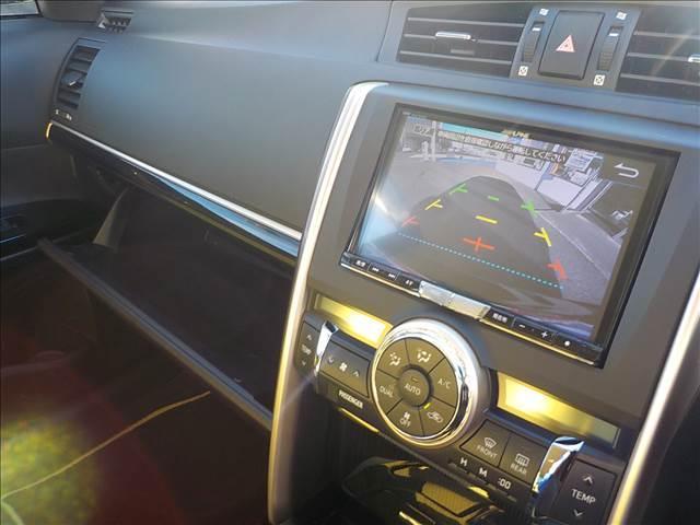 トヨタ マークX 250Gイエローレーベル 1オーナーフルセグSDナビBカメラ