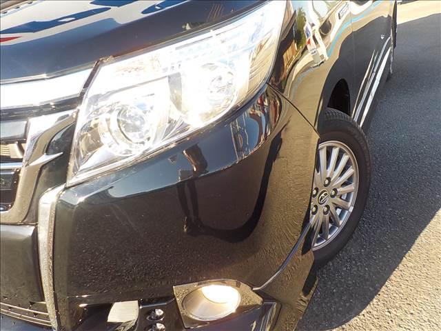 トヨタ エスクァイア ハイブリッドGi 黒革フルセグSDナビS&Bカメラ両側電動