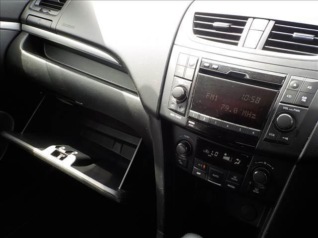 スズキ スイフト XG ユーザー買取車スマートキーPスタートETC専用CD