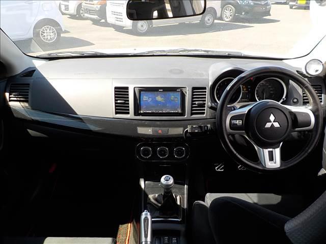 GSRエボXモンスター吸排気KIT車高調GTX18インチAW(11枚目)