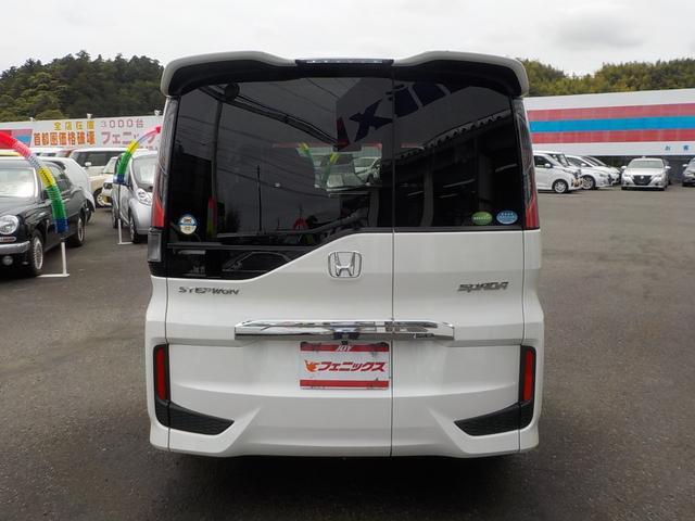 「ホンダ」「ステップワゴンスパーダ」「ミニバン・ワンボックス」「静岡県」の中古車4