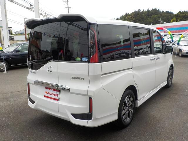 「ホンダ」「ステップワゴンスパーダ」「ミニバン・ワンボックス」「静岡県」の中古車9