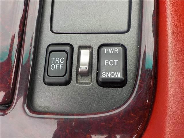 430SCV ノーブルカラーエディション レクサスSC430仕様 純正ナビ マークレビンソン 赤本革パワー&シートヒーター EDフォースコントロール付きTEIN車高調 ブリッツマフラー HIDヘッド クルーズコント 電動オープン(25枚目)