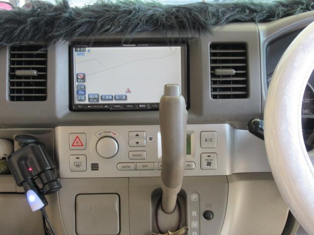 スズキ エブリイワゴン PZターボ パワースライドドア HDDナビ キーレス