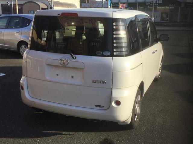 トヨタ シエンタ Xリミテッド ETC オートスライドドア